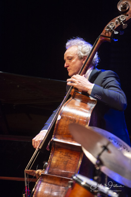 Bassist Marius Beets